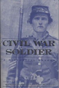 Cover The Civil War Soldier
