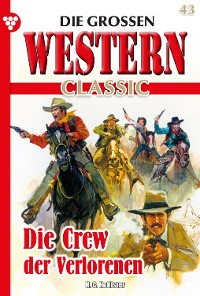 Cover Die großen Western Classic 43 – Western