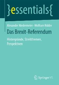 Cover Das Brexit-Referendum