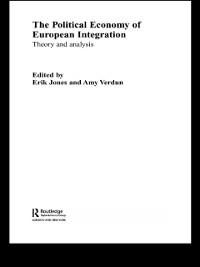 Cover Political Economy of European Integration