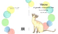 Cover Meow A Genetic Concert for Cats