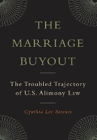 Cover The Marriage Buyout
