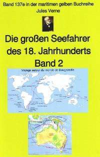 Cover Jules Verne: Die großen Seefahrer des 18. Jahrhunderts - Teil 2