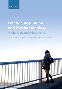Cover Emotion Regulation and Psychopathology in Children and Adolescents