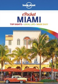 Cover Lonely Planet Pocket Miami