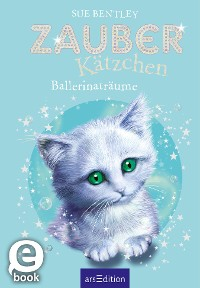 Cover Zauberkätzchen - Ballerinaträume