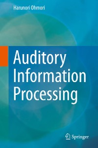 Cover Auditory Information Processing