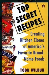 Cover Top Secret Recipes