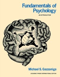 Cover Fundamentals of Psychology