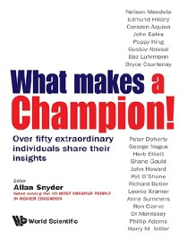 Cover What Makes a Champion!