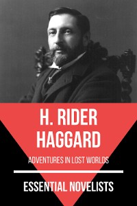 Cover Essential Novelists - H. Rider Haggard