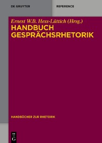 Cover Handbuch Gesprächsrhetorik