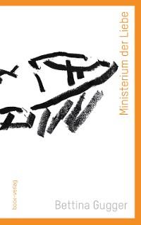 Cover Ministerium der Liebe