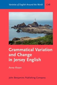 Cover Grammatical Variation and Change in Jersey English