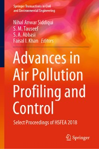 Cover Advances in Air Pollution Profiling and Control