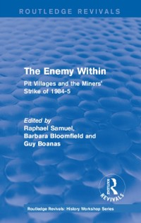 Cover Routledge Revivals: The Enemy Within (1986)