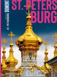 Cover DuMont BILDATLAS St. Petersburg
