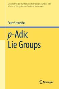 Cover p-Adic Lie Groups