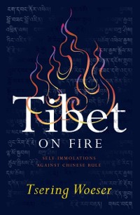 Cover Tibet on Fire