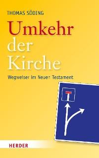 Cover Umkehr der Kirche