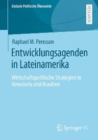 Cover Entwicklungsagenden in Lateinamerika