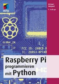 Cover Raspberry Pi programmieren mit Python