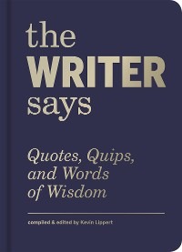 Cover The Writer Says