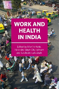 Cover Work and health in India