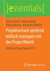 Cover Projektwissen spielend einfach managen mit der ProjectWorld