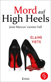 Cover Mord auf High Heels