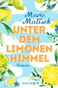 Cover Unter dem Limonenhimmel