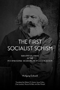 Cover First Socialist Schism