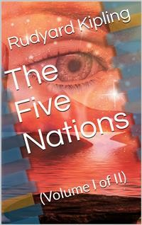 Cover The Five Nations, Volume I (of 2)