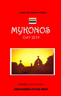 Cover Reiseführer Mykonos Gay 2019