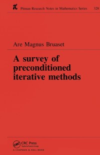 Cover Survey of Preconditioned Iterative Methods