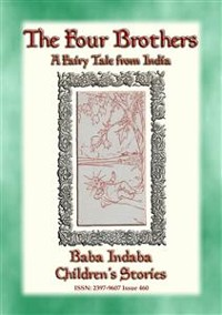 Cover THE FOUR BROTHERS - A Children's Story from India