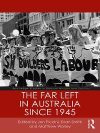 Cover Far Left in Australia since 1945