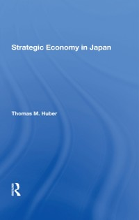 Cover Strategic Economy In Japan
