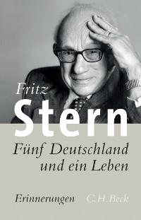 Cover Fünf Deutschland und ein Leben