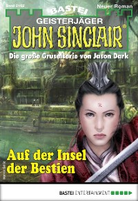 Cover John Sinclair 2162 - Horror-Serie