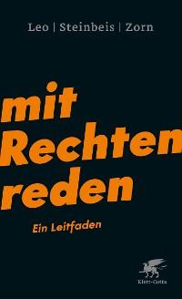Cover Mit Rechten reden