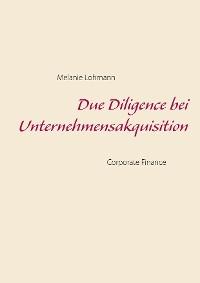 Cover Due Diligence bei Unternehmensakquisition