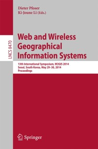 Cover Web and Wireless Geographical Information Systems