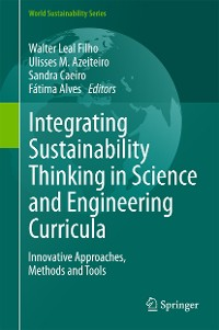 Cover Integrating Sustainability Thinking in Science and Engineering Curricula