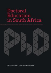 Cover Doctoral Education in South Africa