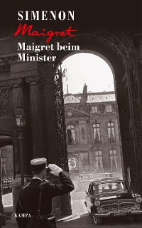 Cover Maigret beim Minister