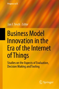 Cover Business Model Innovation in the Era of the Internet of Things