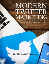 Cover Modern Twitter Marketing