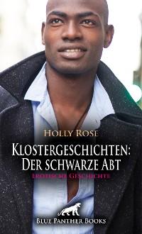Cover Klostergeschichten: Der schwarze Abt   Erotische Geschichte