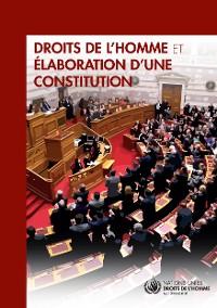 Cover Droits de l'homme et élaboration d'une constitution